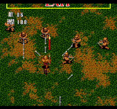 386494-gain-ground-turbografx-cd-screenshot-spears-against-spears.png