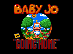 Baby Jo The Super Hero (PC Engine CD)