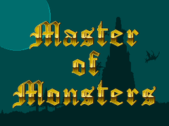 Master Of Monsters (PC Engine CD)