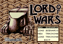 Lord Of Wars (PC Engine CD)