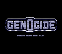 Genocide (PC Engine CD)