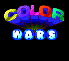 Color Wars (PC Engine CD)