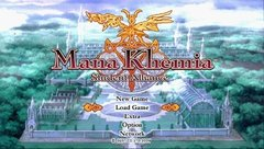 Mana Khemia : Student Alliance (Playstation Portable)