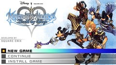 Kingdom Hearts : Birth By Sleep (Playstation Portable)