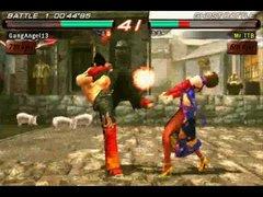 Tekken 6 (Playstation Portable)