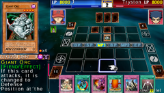 Yu-Gi-Oh! GX Tag Force (Playstation Portable)