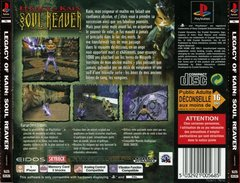 Legacy of Kain : Soul Reaver (Playstation)