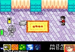 Harry Potter et la Chambre des Secrets (GameBoy Color)