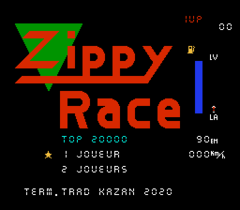 Zippy Race (NES)
