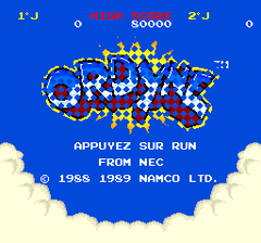 Ordyne (PC Engine)