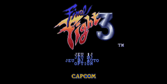 Final Fight 3 (Super Nintendo)