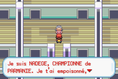 Pokémon Version NEW Rouge Feu - L'Ère de l'Apocalypse Extrême (Gameboy Advance)