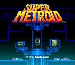 Super Metroid (Super Nintendo)