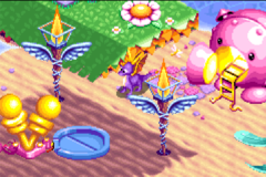 Spyro Adventure (Gameboy Advance)