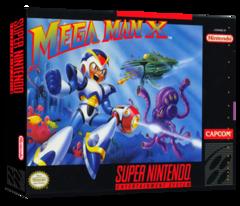 Mega Man X (Super Nintendo)