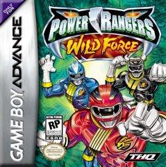 Power Rangers - Wild Force (Gameboy Advance)