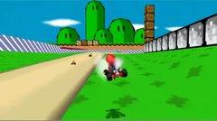 Mario Kart 64: Amped Up (Nintendo 64)