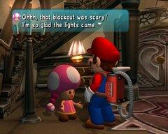 Mario's Mansion (GameCube)