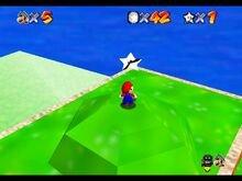 Super Mario 64 Shining Stars (Nintendo 64)