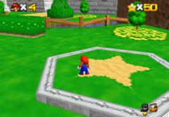 Super Mario: The Lost Dreams (Nintendo 64)