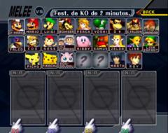 Super Smash Bros. Melee (GameCube)