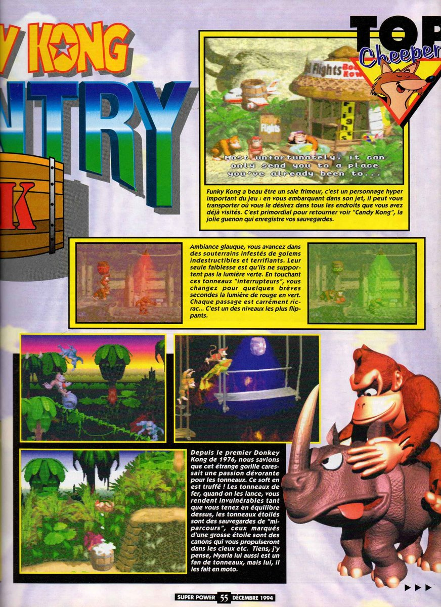 Donkey Kong Country (Europe) (En,Fr,De) (Rev 1) 2