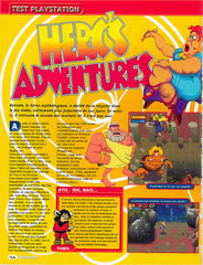 Herc's Adventures (Playstation)