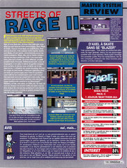 Streets of Rage II (Master System)