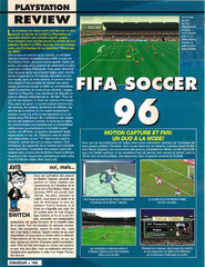 FIFA Soccer 96 (Playstation)