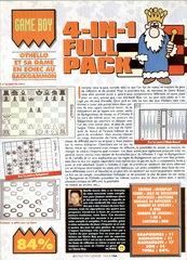 4-In-1 Fun Pak (GameBoy)