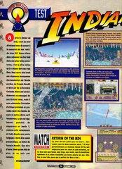 Indiana Jones' Greatest Adventures (Super Nintendo)