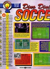 Dino Dini's Soccer (Super Nintendo)