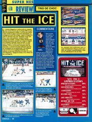 Hit the Ice (Super Nintendo)