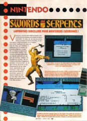 Swords and Serpents - 01