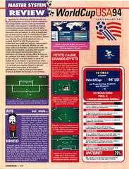 World Cup USA '94 (Master System)