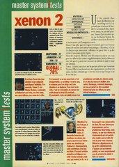 Xenon 2 - Megablast (Master System)
