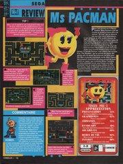 Ms. Pac-Man (Master System)