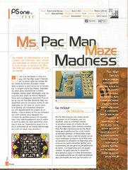 Ms. Pac-Man Maze Madness (Playstation)