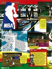 NBA Live 97 (Playstation)