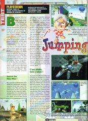 Jumping Flash! 2 (Playstation)