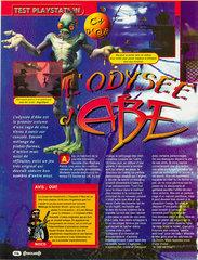 Oddworld : L'Odyssée d'Abe (Playstation)