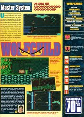 Wolfchild (Master System)