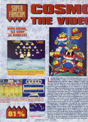 snes cosmo gang the video p1