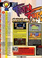 Fatal Fury Special (Super Nintendo)