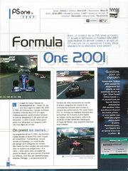 Formula One 2001 (Playstation)