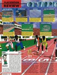 Olympic Games: Atlanta 1996 (Playstation)