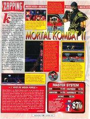 Mortal Kombat II (Master System)