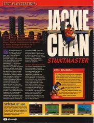 Jackie Chan: Stuntmaster (Playstation)