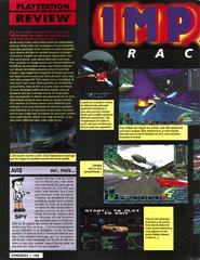 Impact Racing (Playstation)