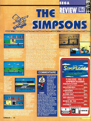 The Simpsons : Bart vs. the Space Mutants (Master System)